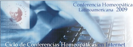 Conferencia de Homeopatía